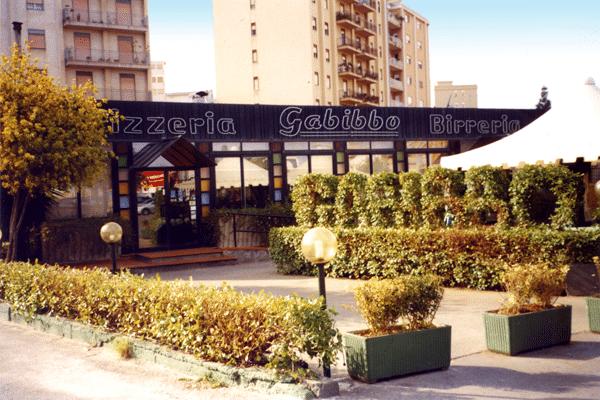 Pizzeria Ristorante birreria Gabibbo Palermo